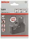Bosch 9,6 V-Flachakkupack 2607335152 Thumbnail