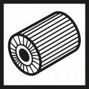 Bosch Lamellenschleifwalze mit Vlies 2608000604 Thumbnail