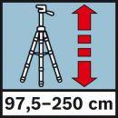 Bosch Baustativ BT 250 0601096A00 Thumbnail