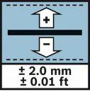 Bosch Laser-Entfernungsmesser GLM 30 0601072500 Thumbnail