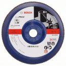 Bosch Fächerschleifscheibe X571, Best for Metal 2608607343 Thumbnail