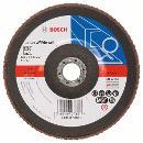 Bosch Fächerschleifscheibe X551, Expert for Metal 2608607348 Thumbnail