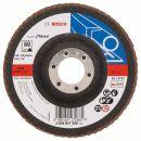 Bosch Fächerschleifscheibe X551, Expert for Metal 2608607350 Thumbnail