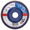 Bosch Fächerschleifscheibe X551, Expert for Metal, gerade, 115 mm, 40, Kunststoff 2608607361 Thumbnail