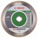 Bosch Diamanttrennscheibe Standard for Ceramic, 180 x 22,23 x 1,6 x 7 mm, 1er-Pack 2608602204 Thumbnail