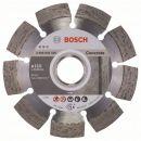 Bosch Diamanttrennscheibe Expert for Concrete, 115 x 22,23 x 2,2 x 12 mm 2608602555 Thumbnail
