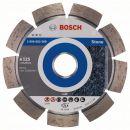 Bosch Diamanttrennscheibe Expert for Stone, 125 x 22,23 x 2,2 x 12 mm 2608602589 Thumbnail
