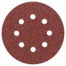 Bosch 25-teiliges Schleifblatt-Set für Exzenterschleifer 2607019492 Thumbnail
