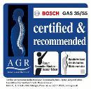 Bosch Nass-/Trockensauger GAS 35 M AFC 06019C3100 Thumbnail