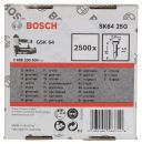 Bosch Senkkopf-Stift SK64 25G, 1,6 mm, 25 mm, verzinkt 2608200500 Thumbnail