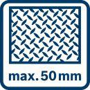 Bosch Akku-Kreissäge GKM 18 V-LI, Solo Version, L-BOXX 06016A4001 Thumbnail