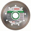 Bosch Diamanttrennscheibe Best for Ceramic Extra-Clean Turbo, 115 x 22,23 x 1,4 x 7 mm 2608602478 Thumbnail