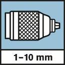 Bosch Schlagbohrmaschine GSB 13 RE, mit Handwerkerkoffer und Zubehör 0601217103 Thumbnail
