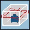 Bosch Rotationslaser GRL 500 H, mit LR 50, BT 170 HD, GR 240 und Schnellladegerät 06159940EE Thumbnail