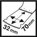 Bosch HCS Tauchsägeblatt SAIZ 32 BLC Wood 2608662312 Thumbnail