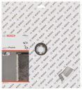 Bosch Diamanttrennscheibe Standard for Asphalt 2608603830 Thumbnail