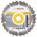 Bosch Diamanttrennscheibe Best for Universal 2608603631 Thumbnail