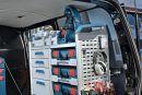Bosch Autoladegerät GAL 1830 W-DC und Wireless Charging Halftertasche 1600A00C4A Thumbnail