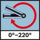 Bosch Winkelmesser GAM 220 MF 0601076600 Thumbnail