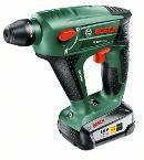 Bosch Akku-Bohrhammer Uneo Maxx, mit 1 x PBA 18 V 2,5 Ah W-B 060395230A Thumbnail