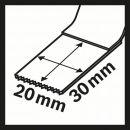 Bosch BIM Tauchsägeblatt AIZ 20 AB, Wood and Metal, 30 x 20 mm, 5er-Pack 2608661628 Thumbnail