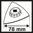 Bosch Carbide-RIFF Schleifplatte AVZ 78 RT2 2609256953 Thumbnail