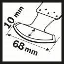 Bosch Diamant-RIFF Segmentsägeblatt MATI 68 RSD4 2608662621 Thumbnail