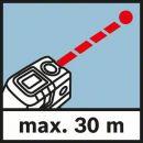 Bosch Punktlaser GCL 25, mit Universalhalterung BM 1, L-BOXX 0601066B03 Thumbnail