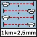 Bosch Optisches Nivelliergerät GOL 26 G, mit Stativ BT 160, Messlatte GR 500 061599400C Thumbnail