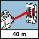 Bosch Linienlaser GLL 2-80 P, mit Laserempf. LR2, Universalhalterung BM1 (A01), L-BOXX 0601063209 Thumbnail