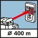 Bosch Rotationslaser GRL 400 H, mit Transportkoffer 0601061800 Thumbnail