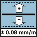 Bosch Rotationslaser GRL 400 H, mit LR 1, Baustativ BT 170 HD und Messstab GR 240 061599403U Thumbnail