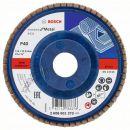 Bosch Fächerschleifscheibe X431, Standard for Metal 2608601270 Thumbnail