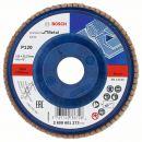 Bosch Fächerschleifscheibe X431, Standard for Metal 2608601273 Thumbnail