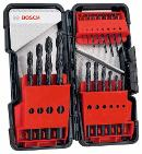 Bosch 18tlg. Toughbox Metallbohrer-Set HSS-R, 118° 2608589294 Thumbnail