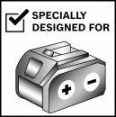 Bosch Akku-Kreissägeblatt Expert for Fibre Cement, 305x2,2/1,6x30, 8Zähne 2608644559 Thumbnail