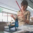 Bosch Heißluftgebläse GHG 660 LCD, mit Zubehör-Set 0601944302 Thumbnail