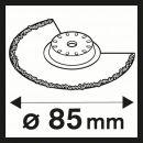 Bosch Carbide Segmentsägeblatt SACZ 85 RT 2608662043 Thumbnail