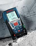 Bosch Laser-Entfernungsmesser GLM 250 VF, mit Baustativ BT 150 061599402J Thumbnail