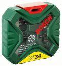 Bosch 34-teiliges X-Line Classic Bohrer- u. Schrauberset 2607010608 Thumbnail
