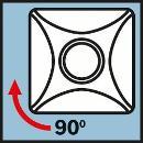 Bosch Akku-Blechschere GSC 10,8 V-LI, mit 2 x 2,0 Ah Li-Ion Akku, L-BOXX 0601926108 Thumbnail