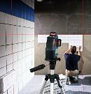 Bosch Linienlaser GLL 3-80 P, mit Universalhalterung BM 1, Laserzieltafel, L-BOXX 0601063309 Thumbnail