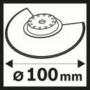 Bosch BIM Segmentwellenschliffmesser ACZ 100 SWB 2608661693 Thumbnail