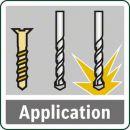 Bosch Akku-Zweigang-Schlagbohrschrauber Lithium-Ionen PSB 10,8 LI-2, ohne Akku 0603983902 Thumbnail