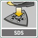 Bosch Deltaschleifer PDA 180 E 0603339763 Thumbnail
