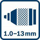 Bosch Bohrhammer mit SDS plus GBH 4-32 DFR, Handwerkkoffer, Schnellspannbohrfutter 0611332101 Thumbnail