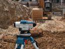 Bosch Optisches Nivelliergerät GOL 32 G, mit Stativ BT 160, Messstab GR 500 06159940AY Thumbnail