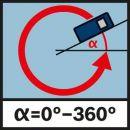 Bosch Laser-Entfernungsmesser GLM 50 C, mit Baustativ BT 150 06159940H0 Thumbnail