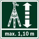 Bosch Kreuzlinien-Laser PCL 10 Set 0603008101 Thumbnail