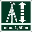 Bosch Kreuzlinien-Laser mit Lotfunktion PCL 20 Set 0603008201 Thumbnail